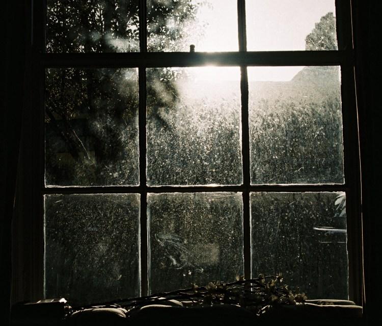 window dark